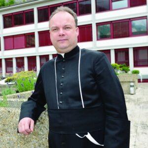 Le Chanoine Alexandre Ineichen, Recteur du Collège de St-Maurice