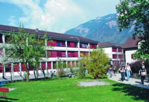 Collège de St-Maurice élèves profil alumni